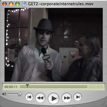 GETV2: Corporate Internet Rules!