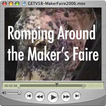 ... adult bouncing and who knows what else. Episode links: Maker Faire, ...
